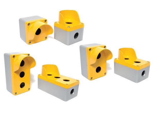 корпус кнопочного поста КП метал алюминиевый одинарный одиночный двойной тройной на 4 поста четырехпостовой на пять 5 постов на шесть 6 постов на 2 кнопки 3 кнопки 5 дырок с защитой с козырьком IP67