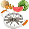 Нож для нарезки арбуза и дыни Taglia Melone №A68 | арбузорезка | дынерезка, фото 3