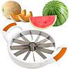 Нож для нарезки арбуза и дыни Taglia Melone №A68 | арбузорезка | дынерезка, фото 10