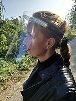 Профессиональный защитный экран-щиток, маска для лица