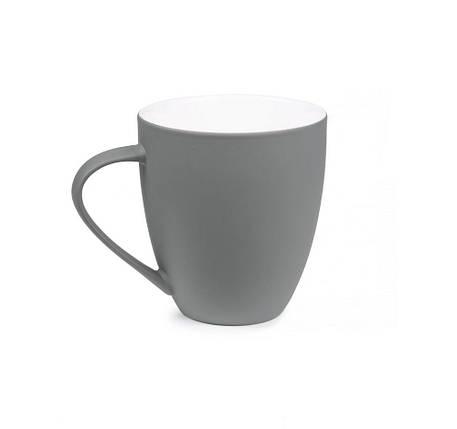 Чашка керамическая с матовым покрытием 465 мл, фото 2
