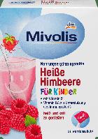 Горячий напиток от простуды для детей Mivolis Himbeere für Kinder, 20 шт., фото 1