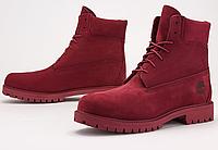 Оригінальні чоловічі черевики TIMBERLAND PREMIUM 6 RUBBER (A2BXHV15), фото 1