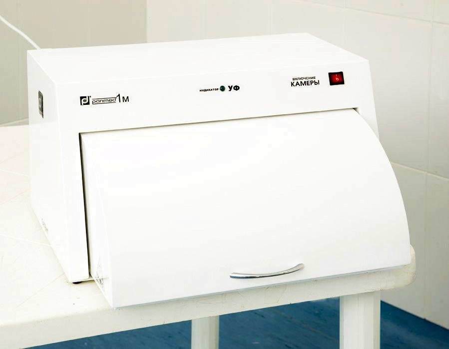 УФ камера для хранения стерильного инструмента ПАНМЕД-1 M (500 мм)