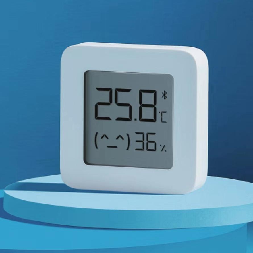 Датчик температури і вологості Xiaomi Mijia Bluetooth Thermometer 2 (LYWSD03MMC) Hygrometer Bluetooth 4.2 BLE