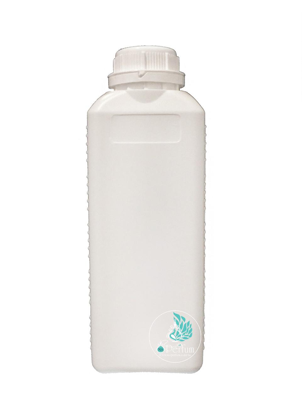 Канистра пластиковая 1 л. белая (Промтара, канистра+крышка)