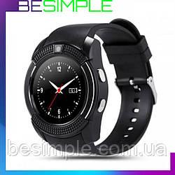 Смарт-часы Lemfo V8 Smart Watch (6 цветов) + Наушники Apple в Подарок