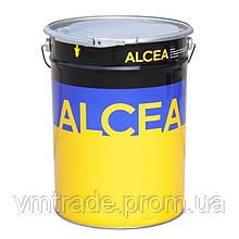 Краска эпоксидная сверхпрочная  Alcea T520,  RAL1023, 1+0,25кг