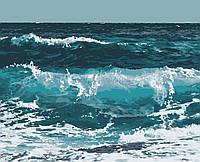 Картина рисование по номерам Спогади про море PN2884 Artissimo 40х50см розпис за номерами набір, фарби,
