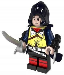 Фигурка Дориан Dorian Кредо Убийцы Assassins Creed Аналог лего