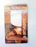 Панчохи чулки в сеточку сексуальное белье эротическое белье, фото 4