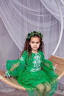 Плаття для дівчинки Фея зелене
