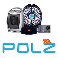🔥Новая акция в интернет-маркете Polz! Скидки на аудио и видео технику, вентиляторы и обогреватели.