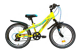 "Велосипед детский ARDIS Polo 20"" Желтый"