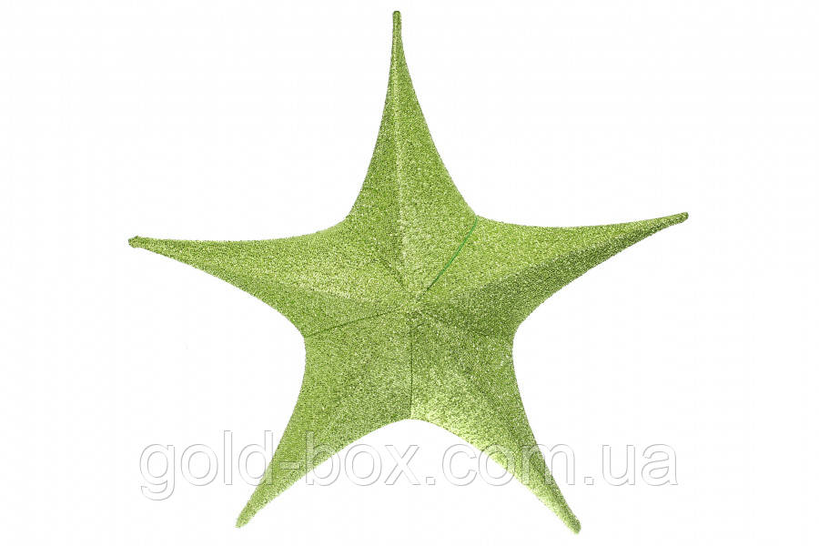 Звезда декоративная 40 см