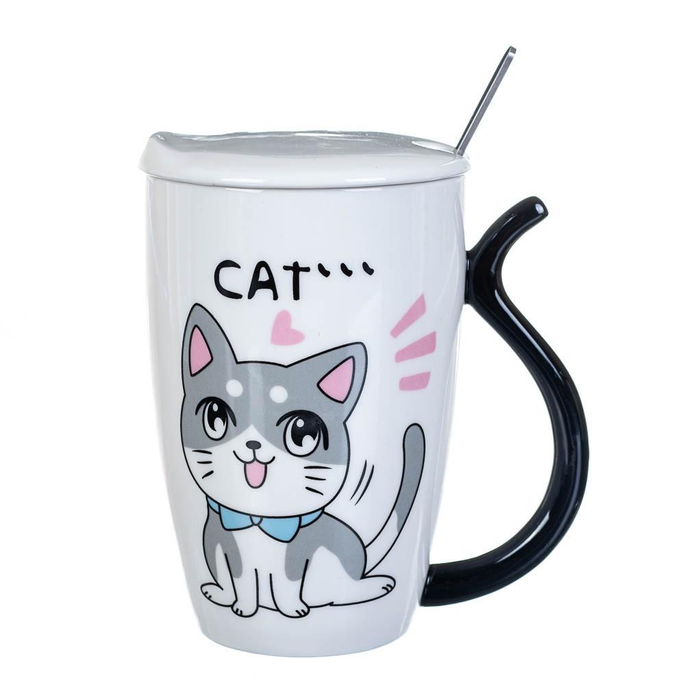 """Кружка """"Cats"""" 350мл *"""