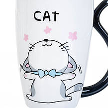 """Кружка """"Cats"""" 350мл *, фото 3"""