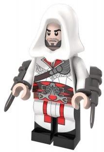 Фигурка Эцио Firenze Кредо Убийцы Assassins Creed Аналог лего