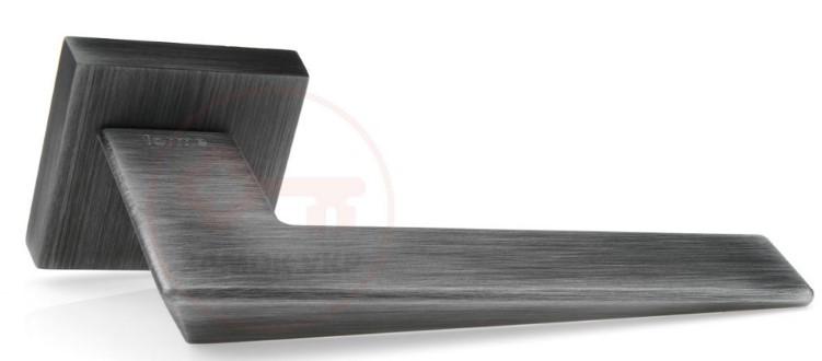 Ручка на дверь Forme Naxos 215Q олово матовое (Италия)