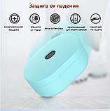 Силіконовий оригінал чохол на кейс для Xiaomi Mi True Wireless White Навушники, фото 2