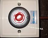 Флоуметр с настенной розеткой (din) (Увлажнитель кислорода Y-002 с розеткой в комплекте), фото 3