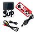 Игровая приставка с джойстиком Retro FC Game Box Sup Dendy 400 in 1 Консоль, фото 6