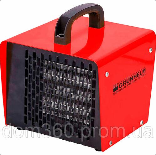 Обогреватель электрический PTC-2000 Grunhelm