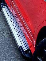 Подножки на Renault Kadjar (c 2015---) Рено Каджар PRS