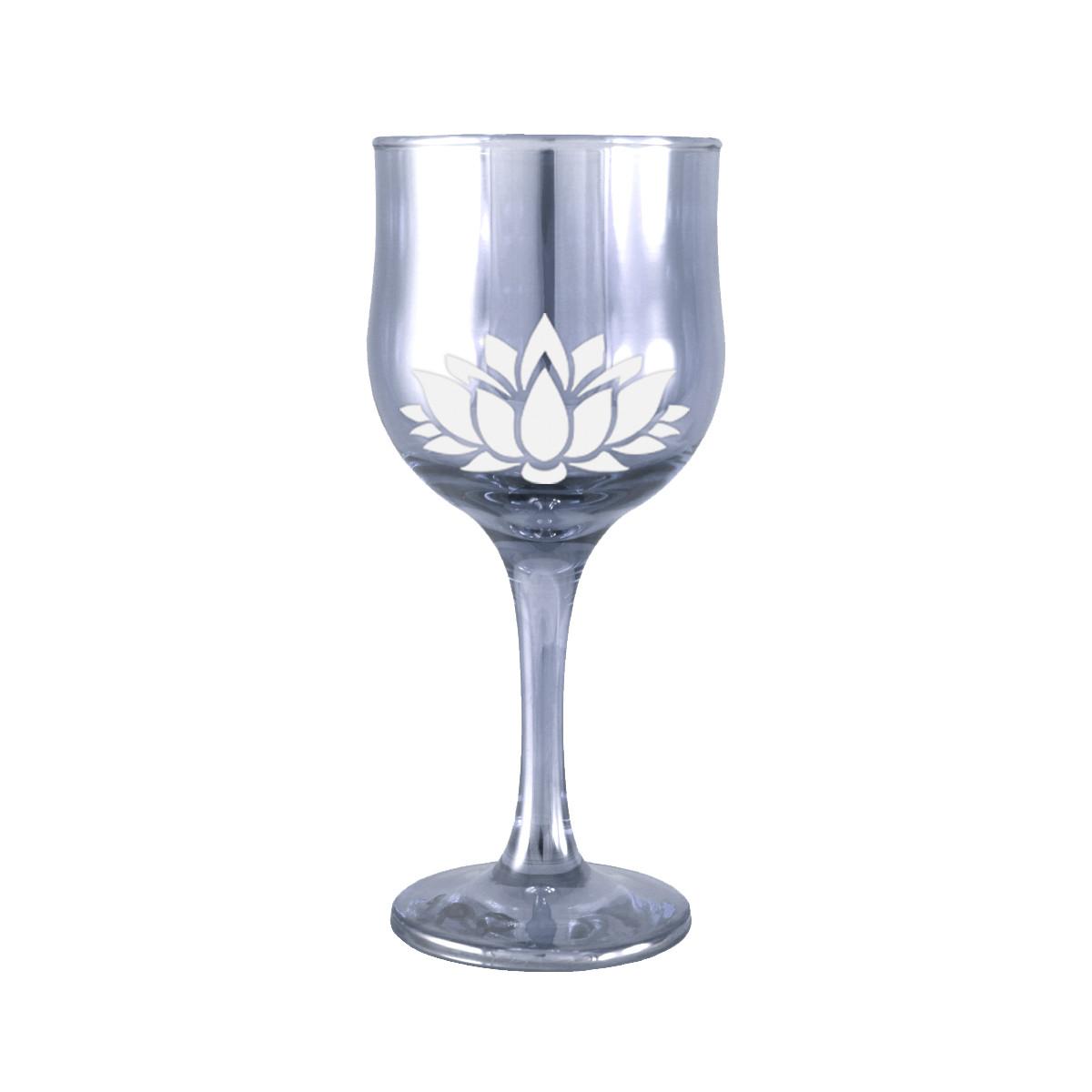 """Набор бокалов для вина """"Лотос"""" 240мл 6шт."""