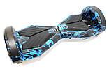 Гироборд Segway Гироскутер Сигвей 8 дюймов самобаланс  Галактика, фото 2