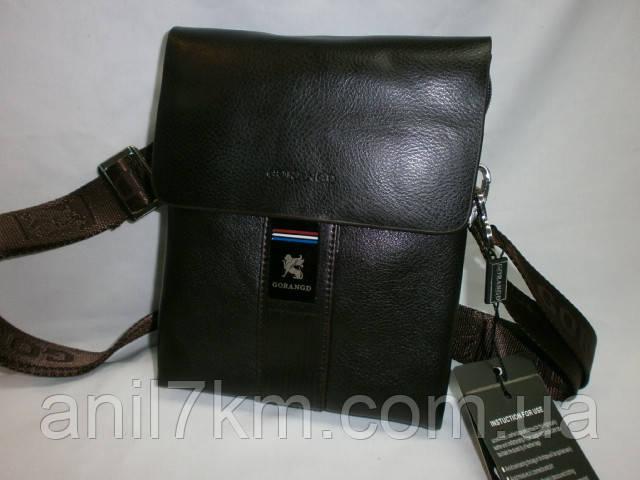 Мужская сумка через плечо фирмы GORANGD