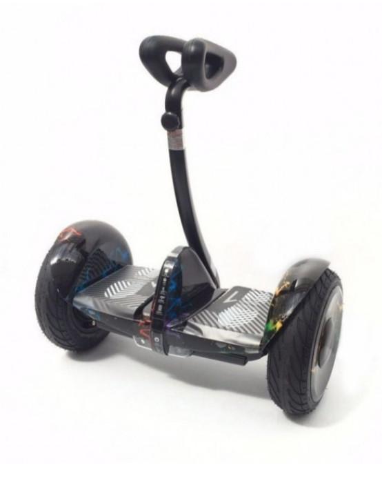 Гироскутер смарт баланс Ninebot Mini Цветная молния