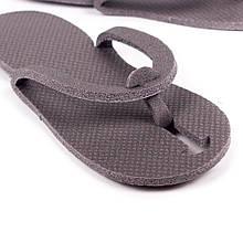 Обувь для бани и бассейна Luxyart, размер 40-46, серый, (LS-030)