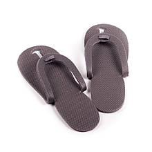 Обувь для бани и бассейна Luxyart, размер 36-39, серый, (LS-031)