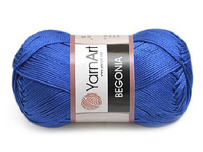 YarnArt Begonia, Электрик №4915