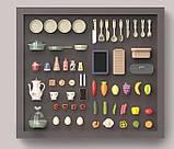 Велика дитяча кухня 889-211 з водою і пором, (світло, звук) 65 предметів, фото 5