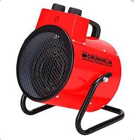 Обогреватель электрический GPH-3000 Grunhelm, тепловентилятор