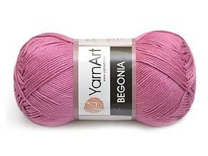 YarnArt Begonia, Чайная роза №75