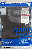 Термобелье комплект мужской Amigo р. L 46-48