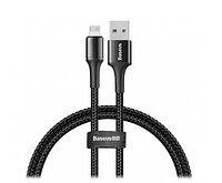 Baseus Halo Data Cable USB For IP 2.4A 0.5m