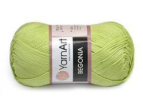YarnArt Begonia, Салат №5352