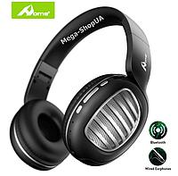 Наушники и гарнитура беспроводные Bluetooth блютуз большие HP033 / MP3 плеер, FM, Черные. Бездротові навушники