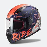 Мото шлем LS2 FF353 RAPID  Ride NAUGHTY MATT
