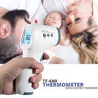 Бесконтактный инфракрасный термометр TF-600 Non-Contact, медицинский термометр для детей