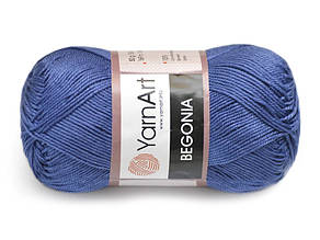 YarnArt Begonia, Синий №154