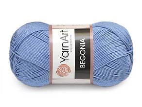 YarnArt Begonia, Светло-синий №5351