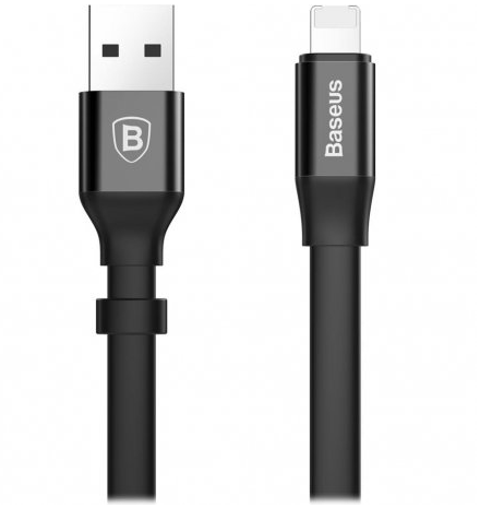 Baseus Two-in-one Portable Cable (Android/iOS) 1.2 m