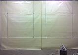 Промышленные шторы пвх (трос, люверсы, карабины), фото 2