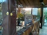 Мягкие окна, шторы ПВХ для кафе и ресторанов, фото 9