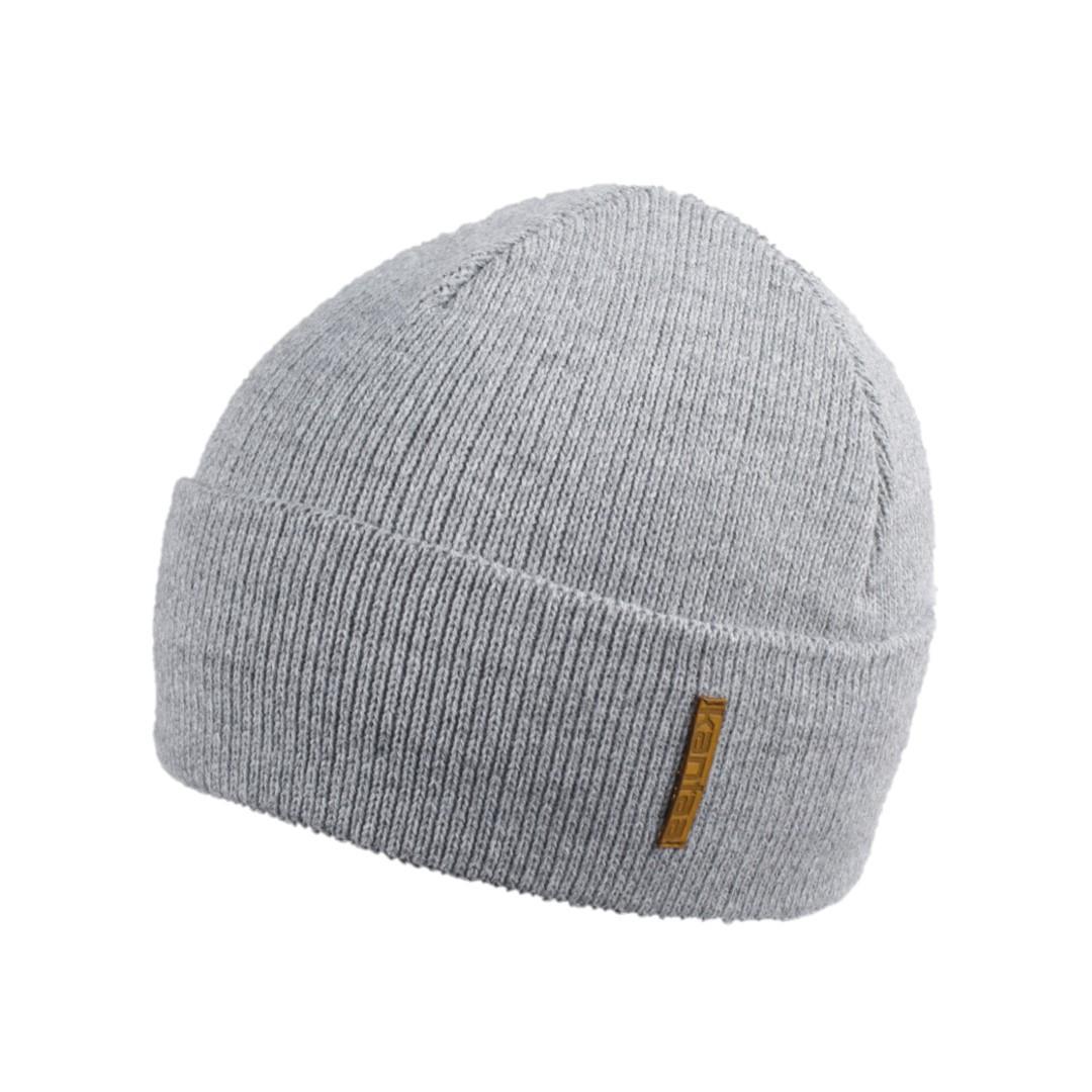 Мужская зимняя шапка КАНТА размер 56-58, серый (OC-497)